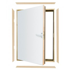 PORTILLON DE COMBLE DWF COUPE-FEU 60x100